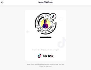 Der TikCode